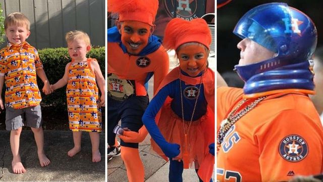 10 Houston Astros super fan photos you have to see