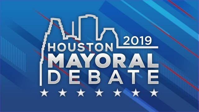 Free tickets: Second mayoral debate will be live on KPRC 2