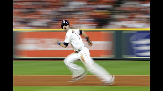 PHOTOS: Houston Astros face Tampa Bay Rays in second game of ALDS