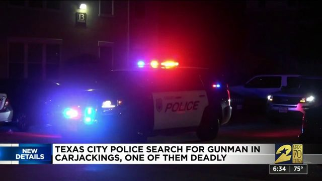 Person killed during carjacking spree in Texas City, police say