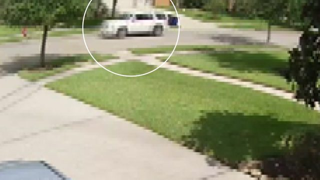 Search is on for League City drive-by shooter