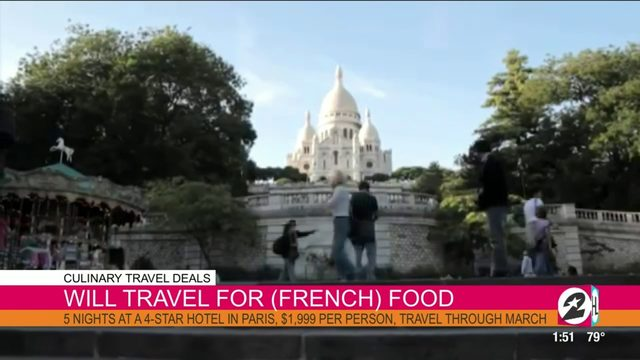 Fly from Houston to Paris & spend 5 nights in a 4-star hotel for $1999 |…