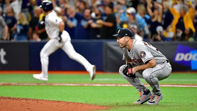 Rays pounce on Verlander, top Astros to force decisive Game 5 in Houston