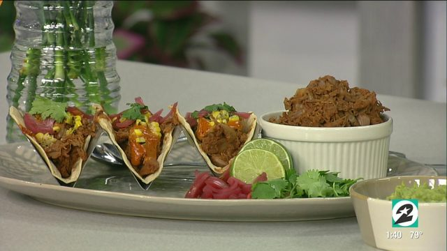 Popular Houston vegan restaurant shares recipe for jackfruit carnitas |…
