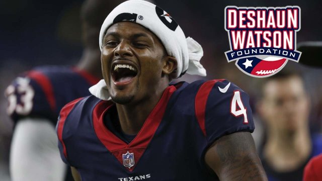 Deshaun Watson announces nonprofit organization dedicated to the benefit…