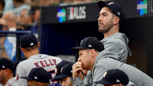 3 keys to Astros victory against Tampa in ALDS Game 4