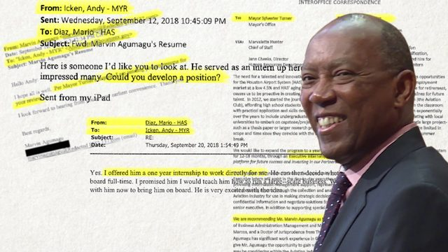Mayor Turner finally answers questions on camera about intern paid $95K annually