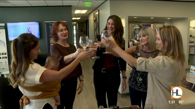 It's a botox party at the Institute of Anti-Aging | HOUSTON LIFE | KPRC2