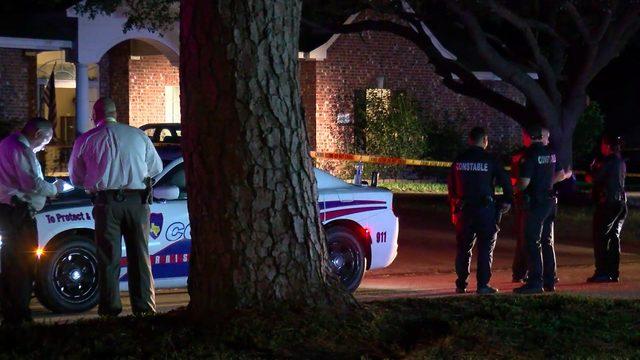 Atascocita man reports he was shot by girlfriend before dying, deputies say