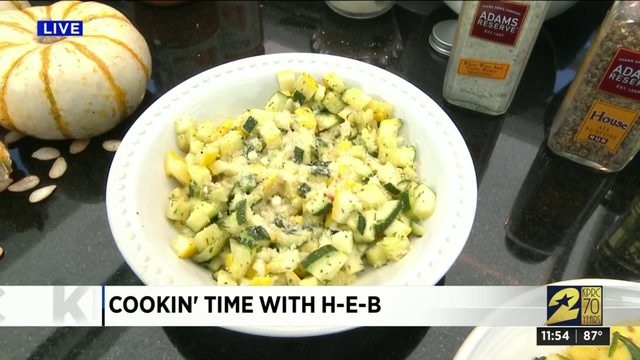 Cookin' Time With H-E-B: Fall favorites with a fancy twist