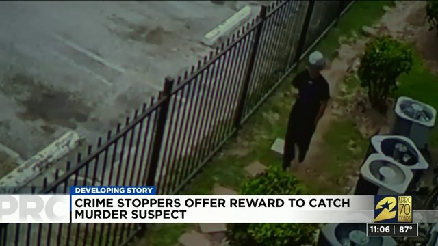 Police release surveillance footage in hopes of catching murder suspect
