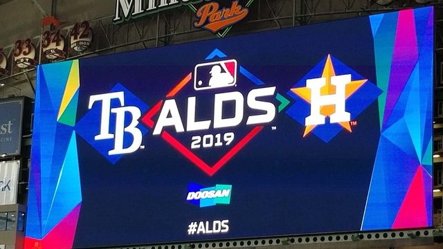 FOLLOW LIVE: Astros, Rays square off in do-or-die ALDS Game 5