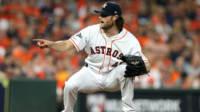 Gerrit Cole ready to take next postseason step in career