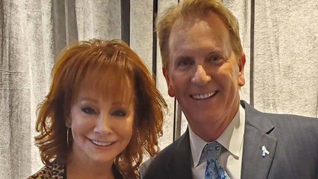 Reba McEntire is in Houston: Country music icon interviewed during…