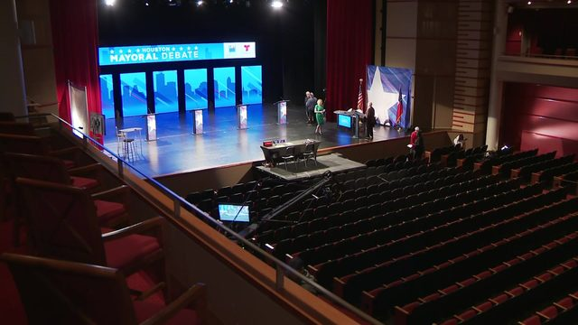 LIVE COVERAGE: Houston mayoral debate