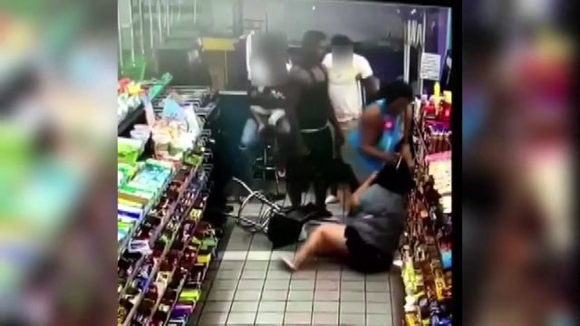 Woman attacked at convenience store