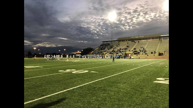 Best photos from Houston-area high school football games on Oct. 11, 2019