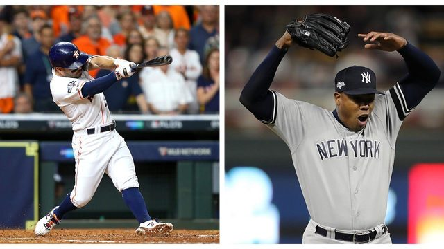 Inside the numbers of ALCS battle: Astros vs Yankees