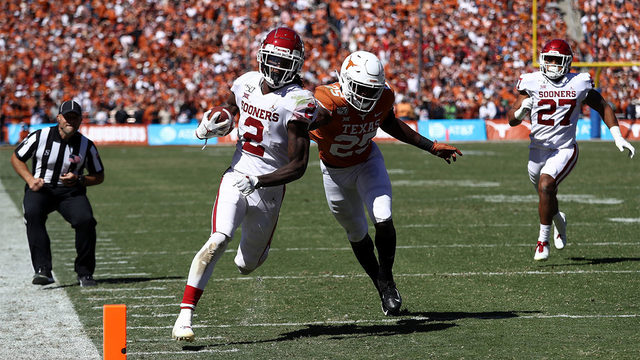 RECAP: Best and worst of Texas-Oklahoma game