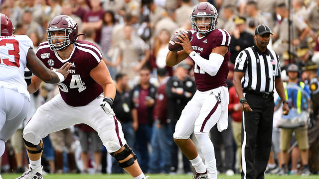 Best and worst of No. 24 Texas A&M's loss to No. 1 Alabama