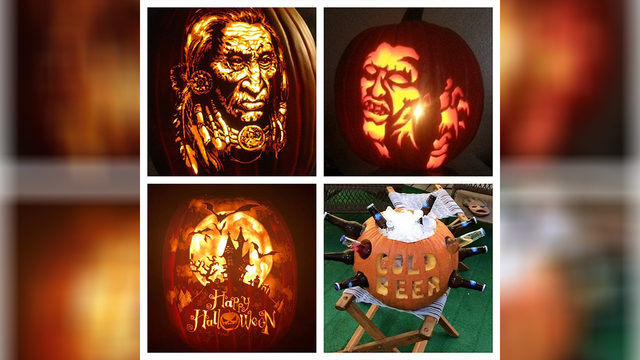 Our 8 favorite pumpkin carvings by KPRC viewers