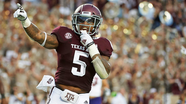No. 24 Texas A&M fall to No. 1 Alabama 47-28