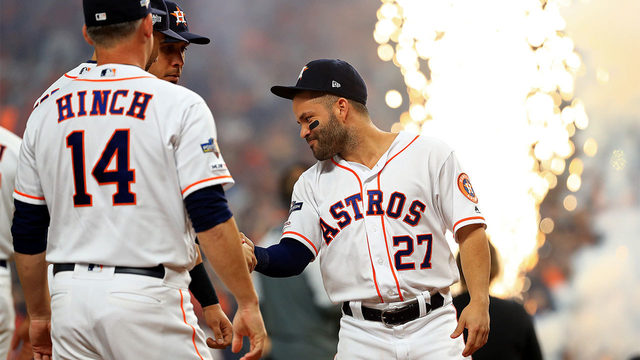 By the Numbers: Astros win game 3 of ALCS, 4-1