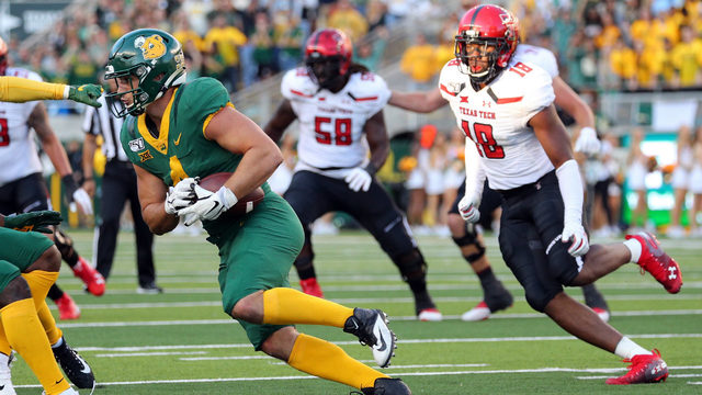 MONDAY HUDDLE: Was Texas Tech cheated out of win at Baylor?