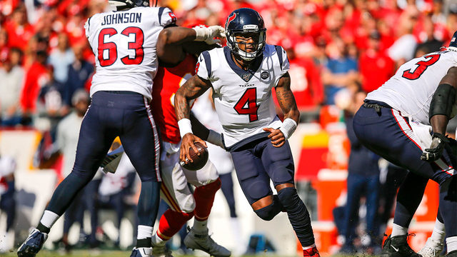 3 things we learned from the Texans-Chiefs game