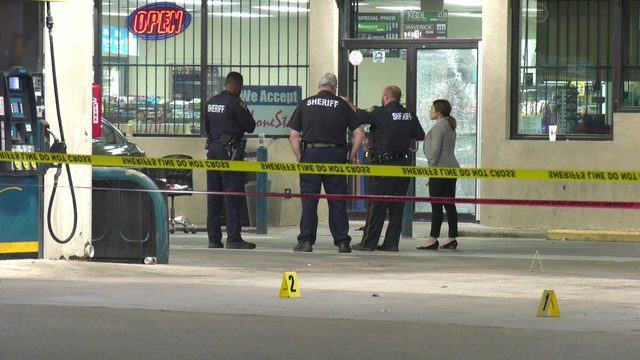 4 people shot after 'large melee' broke out in Crosby Saturday night
