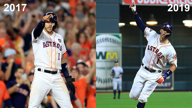 3 moments from ALCS Game 2 that happily remind us of the Astros 2017 run