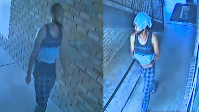 Surveillance video shows man accused of sexually assaulting a middle schooler