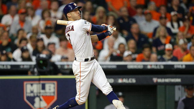 Carlos Correa's redemption and the return of Astros playoff magic