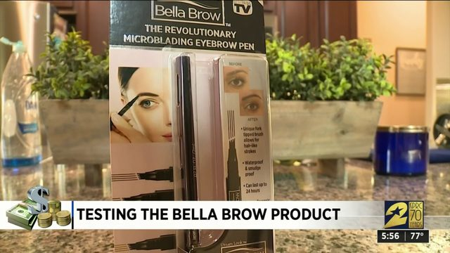 As seen on TV: Bella Brow