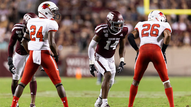 Q&A with safety Keldrick Carper as Aggies look to Ole Miss