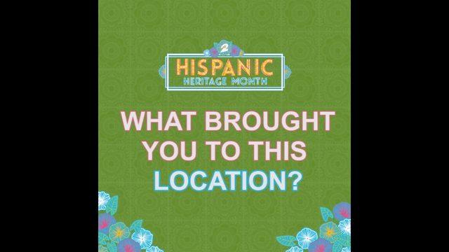 Celebrating Hispanic Heritage Month with artist BeSomeone