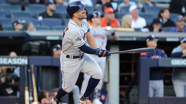 LIVE BLOG: Astros hold lead over Yankees in Game 3 of ALCS