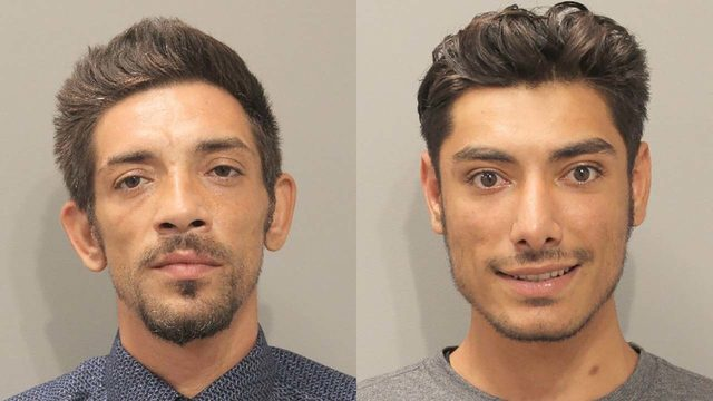 Brothers accused of setting woman's car wheel on fire, tricking her for money