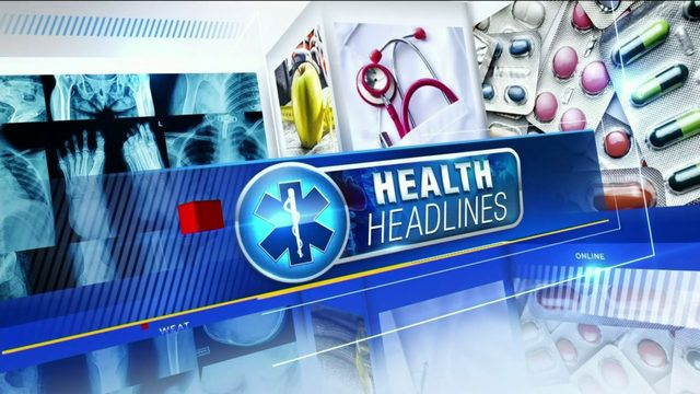 Health headlines for Oct. 15, 2019