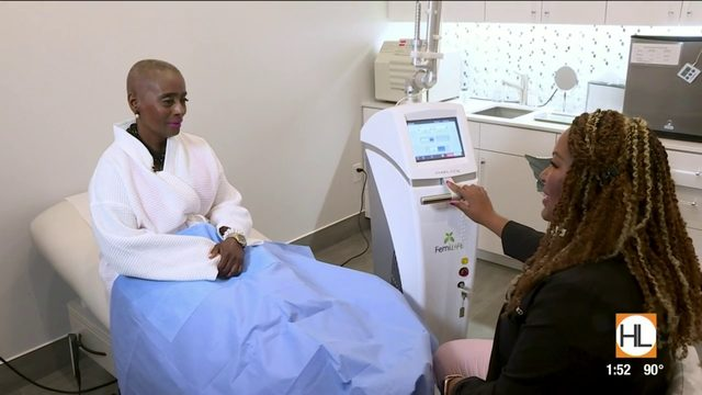 Houston's Tru Essence Spa helps you cope with side effects of cancer…