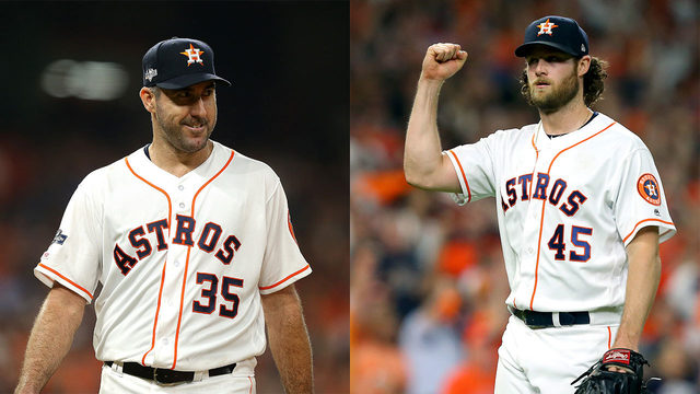 With Verlander, Cole unavailable, who will Astros turn to in Game 4 and 5?