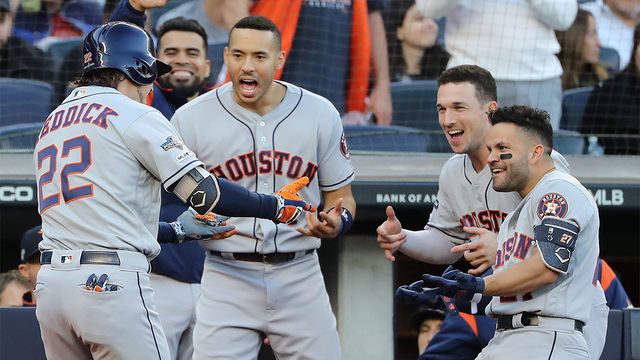 What did we learn from the Astros Game 3 ALCS?