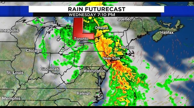 Weather curveball: This is what Astros, fans could face in New York