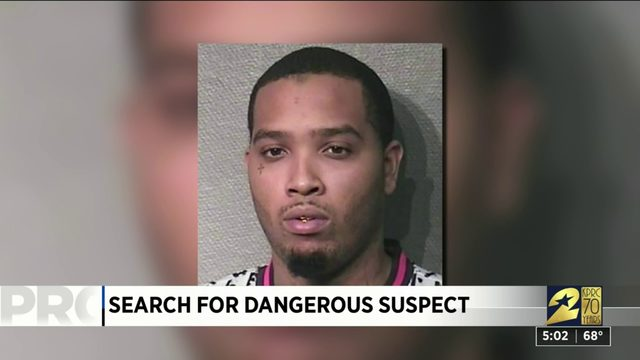 Search for dangerous suspect