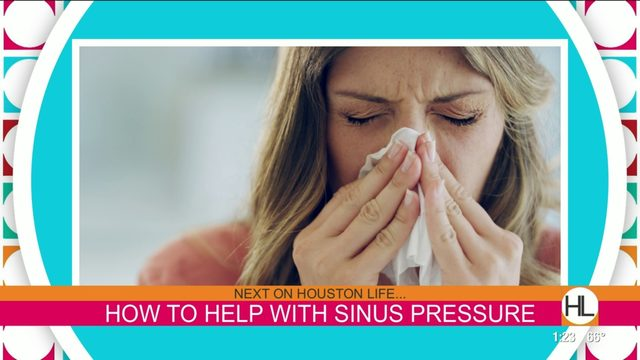 Where to treat your chronic sinus in Houston without going to a hospital…