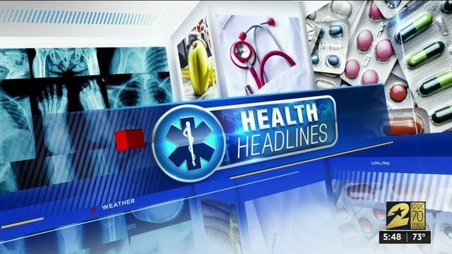 health headlines for Oct. 16, 2019