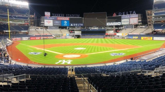 Yankee Stadium: One of baseball's best home field advantages