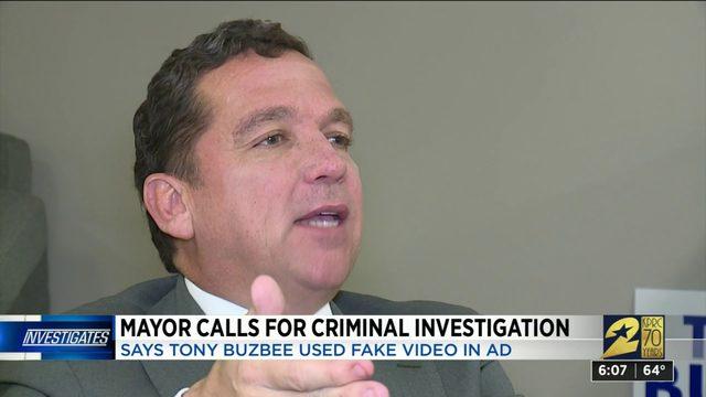 Mayor calls for criminal investigation