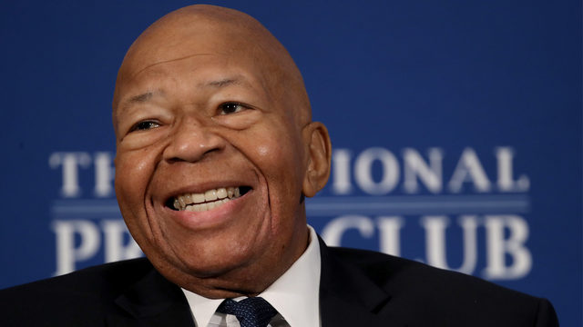 US Rep. Elijah Cummings dead at 68 due to health complications