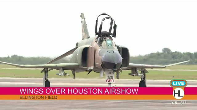 Wings Over Houston airshow | HOUSTON LIFE | KPRC 2
